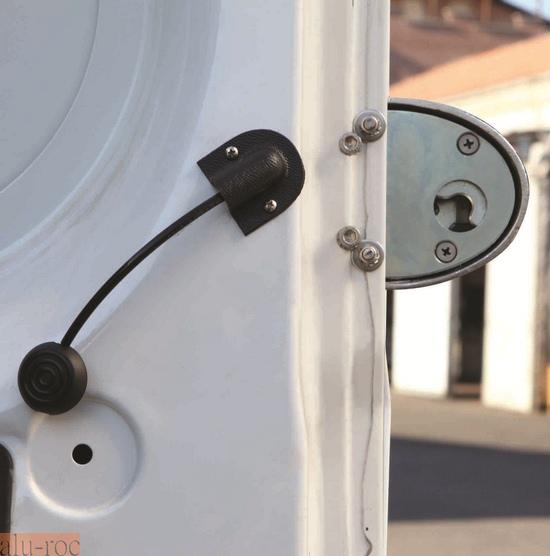 Van lock de viro la mejor cerradura de seguridad para - Coches con puertas correderas ...