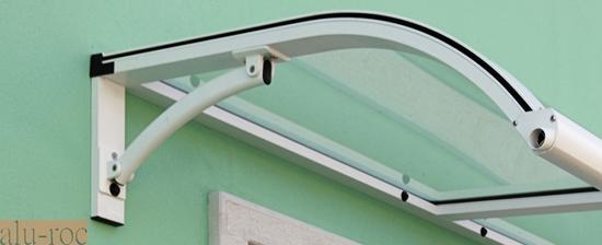 Marquesinas policarbonato for Como hacer una marquesina para puerta de entrada
